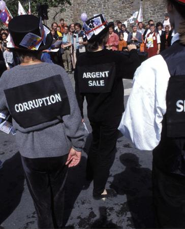 STOP corrupción: ¡Que los detengan a todos!