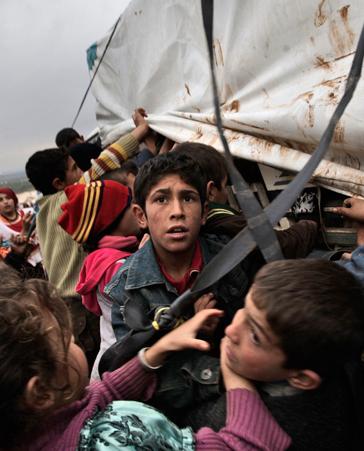¿Dónde están los niños sirios desaparecidos?