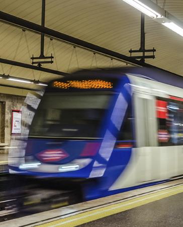 ¡Que pongan más vigilancia en el Metro!