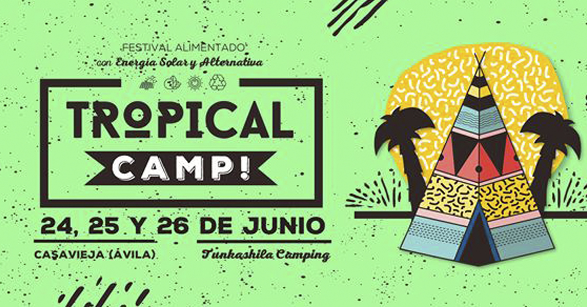 tropical camp 1
