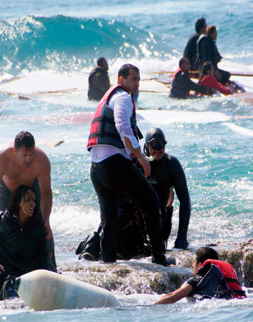 Firma por más atención sociosanitaria a los refugiados