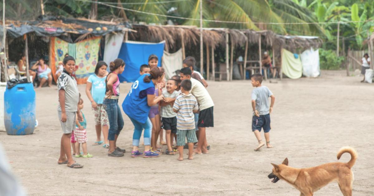 plan internacional espacios infancia