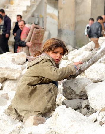 1 de cada 4 niños vive en países en conflicto. ¿Hasta cuándo?