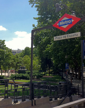 No gasten nuestro dinero en cambiar la Plaza de España