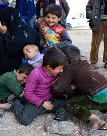 ¡Basta ya! Más bombas no salvarán la infancia siria