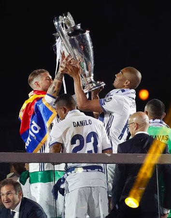 Porque los jugadores del Madrid donen parte de lo ganado a ONGs