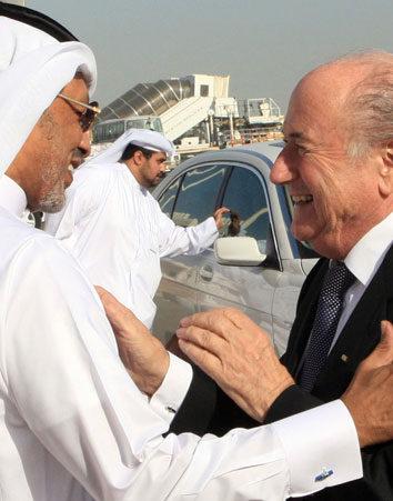 Firma para que el Mundial no sea en Qatar, un país que apoya la guerra