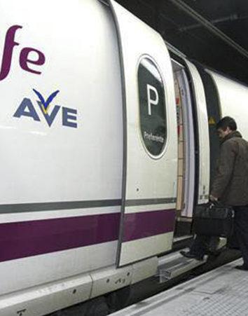 Firma para el AVE Madrid-Extremadura