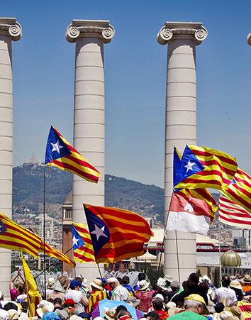 Dejen votar al pueblo catalán: sí al referéndum