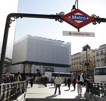 apertura del metro de Madrid desde el viernes hasta el domingo ininterrumpido