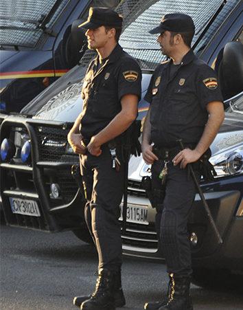 Sueldos dignos para Guardia Civil y Policía Nacional