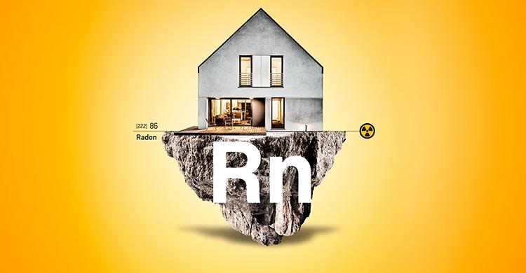 El gas radón implica una serie de consecuencias negativas para la salud del hombre (OCU).