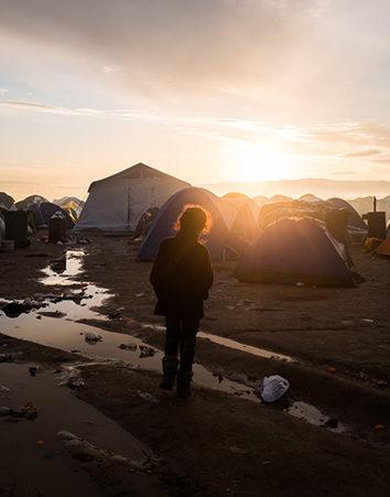 !Firma para que Europa mejore el trato a los refugiados!